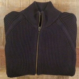 Banana Republic Zip Up Cardigan Sweater Jacket